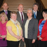 Health Committee Members with Older Persons Commissioner
