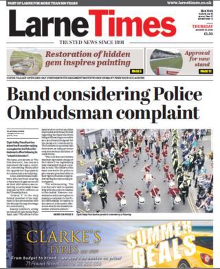 Larne Times