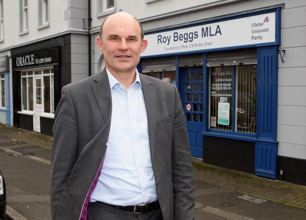 Roy Beggs
