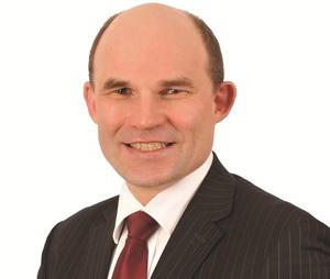 Ulster Unionist MLA Roy Beggs