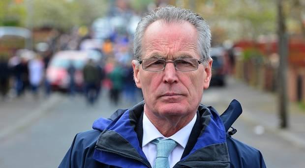 Sinn Fein MLA Gerry Kelly