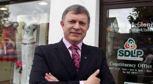 Patsy McGlone is tipped to take Speaker's seat under DUP/Sinn Fein talks deal