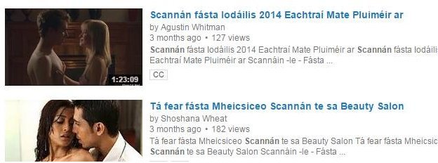 Youtube screengrab