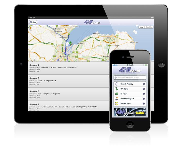Download the 4ni App