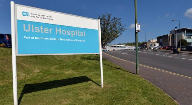 The new services will be at the Ulster Hospital