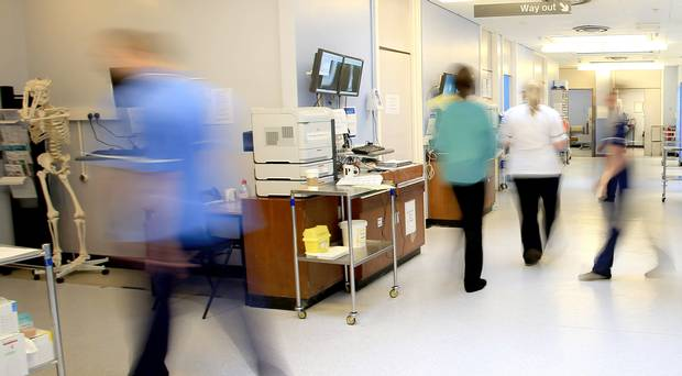 An MLA has warned problems will become worse in the health service if action is not taken.