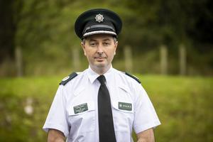 PSNI Assistant Chief Constable Jonathan Roberts (Liam McBurney/PA)