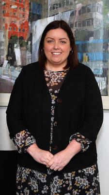 Department for Communities Minister Deirdre Hargey