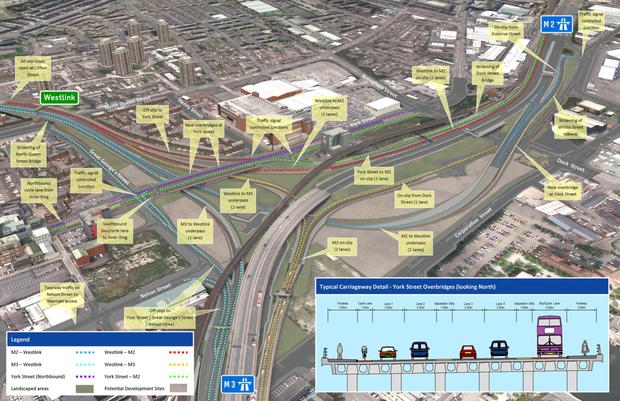 Proposed York Street Interchange