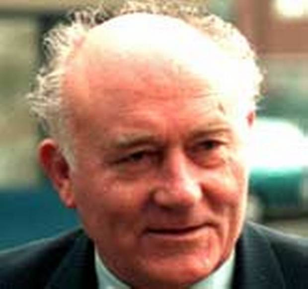 Former East Antrim MP Roy Beggs