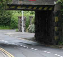 North Road bridge. Ct33-063tc