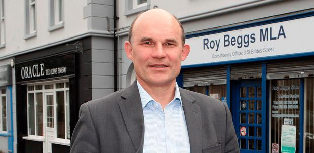 Questions: Roy Beggs said there will have been a variety of reasons for the leave