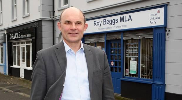 UUP MLA Roy Beggs has slammed the delays in health strategies