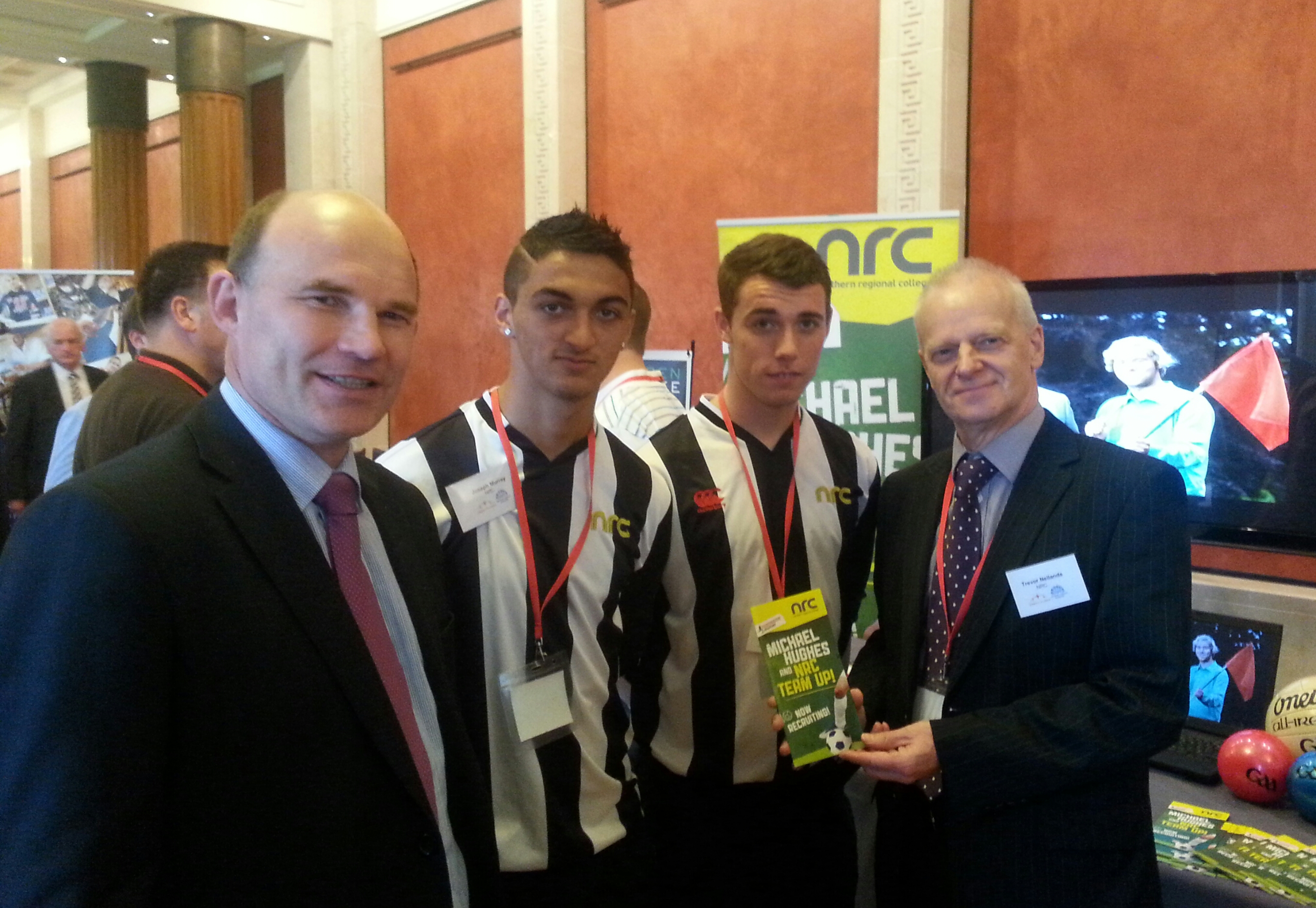 Stormont Showcase for NI Colleges