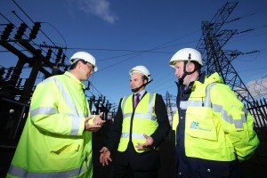assessing security at Ballyvallagh Electricity Sub Station