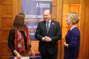 Ro supporting Pancreatic Cancer UK