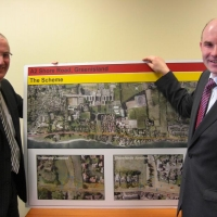 Beggs secures funding for A2 Road Widening