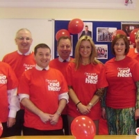 UUP Supporting Ulster Heart Month