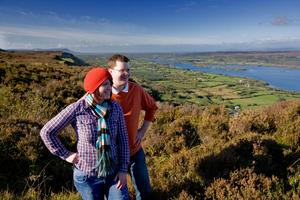 Rain or sun (usually the former) the Erne County is great spot to visit, insists Bernice Swift