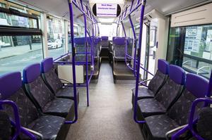 Sustrans said public transport was already very underfunded (Liam McBurney/PA)